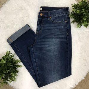 J. Crew Factory Stretch Boyfriend Jeans